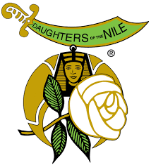 Actively Supporting the Mission of the Daughters of the Nile