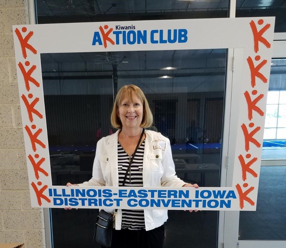 Aktion Club, a service club for adults with disabilities.