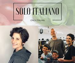 Proud to Support Solo Italiano!